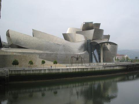 Музей Гаггенхейм-Билбао