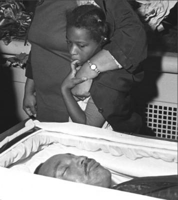 Похороны Доктора Мартина Лютера Кинг
