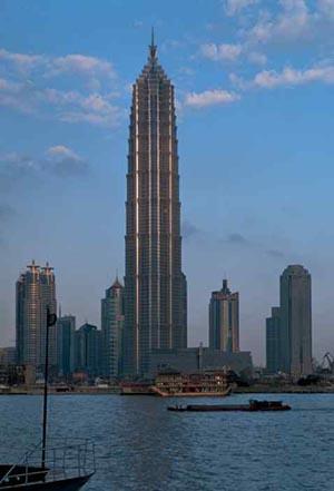 Башня Цзинь Мао Шанхай