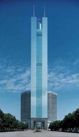 Башня CITIC Plaza