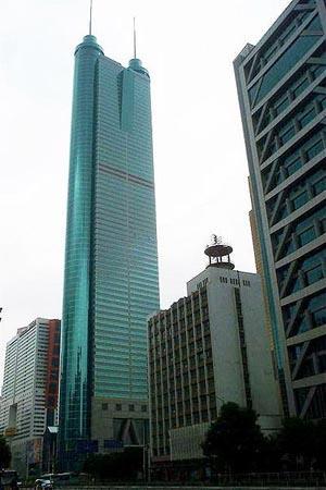 Башня Шунь Хин