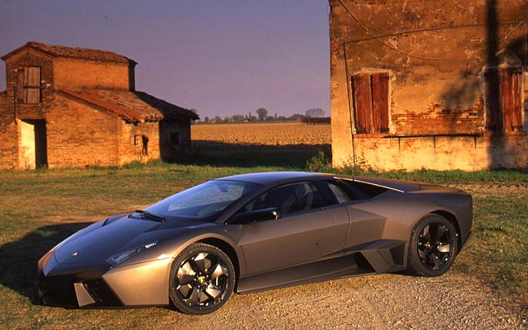 Lamborghini Revent?n Roadster