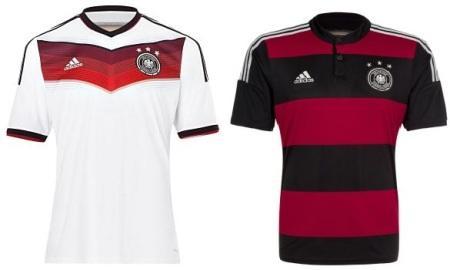 Форма сборной по футболу - Германия
