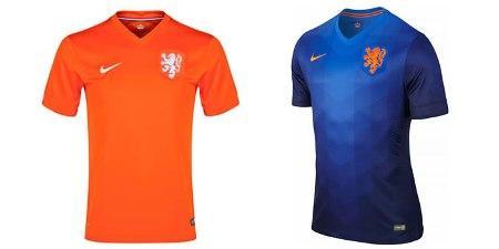 Форма сборной по футболу - Нидерланды