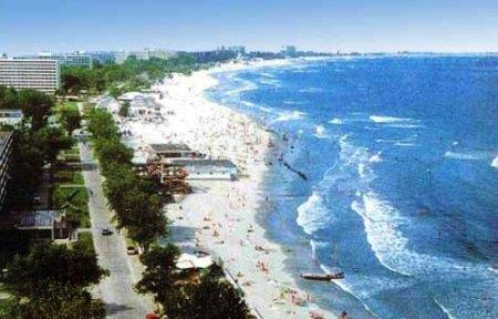 Румынские пляжи