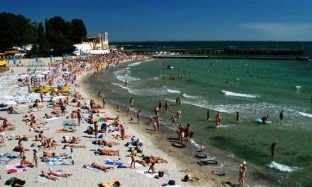 Российские пляжи