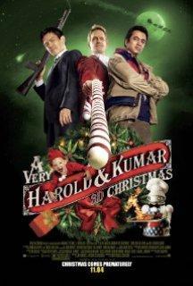 Убойное Рождество Гарольда и Кумара в 3D