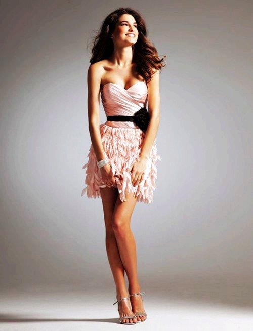 Розовое платье - Сезон 2013