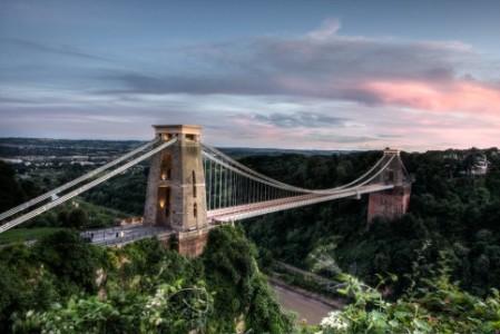 Висячий мост Клифтон (Великобритания)