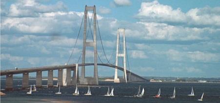 Мост Большой Бельт (Дания)