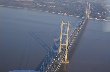 Мост Хамбер (Великобритания)