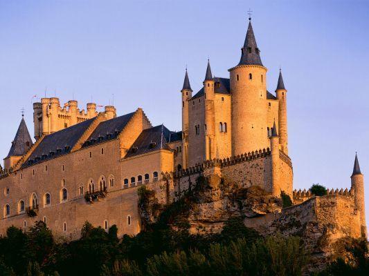 Замок Альказар