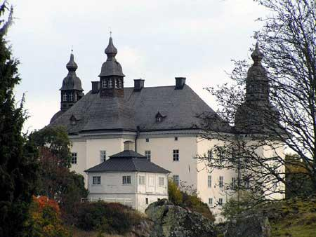 Замок Экенас