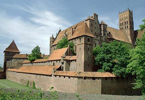 Замок Малборк