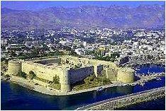 Замок Кирения