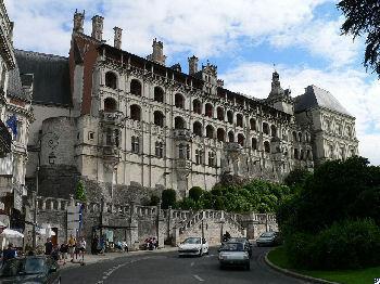Замок де Блуа