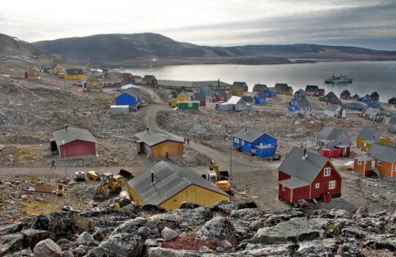 Иттоккотурмиит, Гренландия