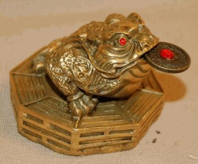 Трёхлапая жаба