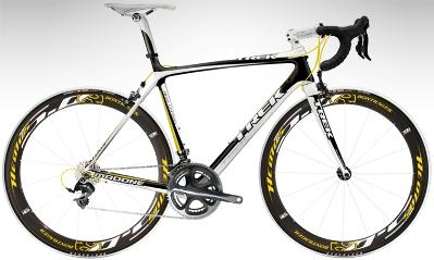 Trek Madone 6 Series Project 1 Di2