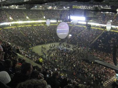 Спортивная арена Manchester Evening News Arena