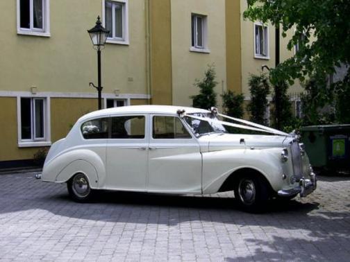 Остин Принцесс 1940-х гг