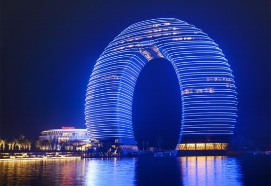 Sheraton Huzhou Hot Spring Resort, Китай