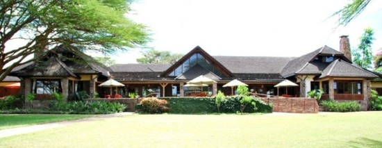 Keekorok Lodgе, Кения