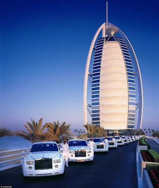 Burj Al Arab, ОАЭ