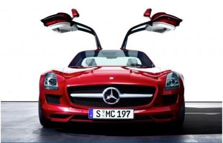2011 SLS AMG