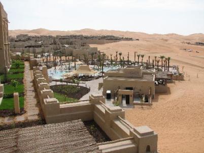 Qasr Al Sarab Desert Resort