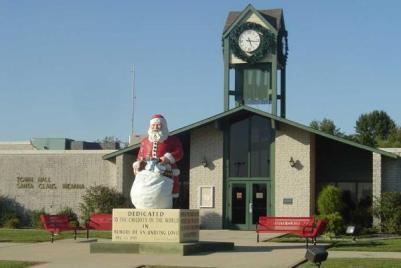 Санта Клаус, Индиана