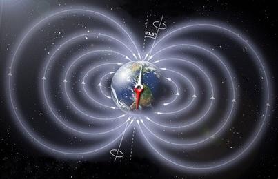 Смещение магнитных полюсов