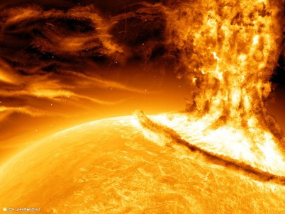 Солнечная катастрофа