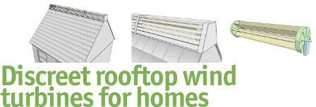 Крыши с солнечными батареями