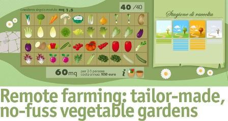 Дистанционное сельское хозяйство