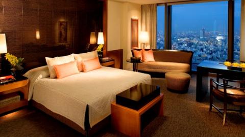 Отель Mandarin Oriental в Токио