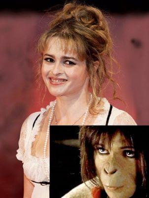 Хелена Бонем Картер – Ари (Планета Обезьян, 2001)