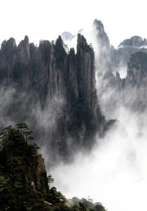 Жёлтые горы (Хуаншань)