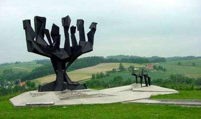 Верхняя Австрия: бывший фашистский концлагерь Маутхаузен