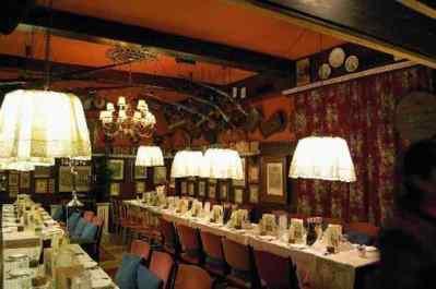Дойч-Ваграм: ресторан Marchfelderhof