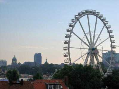 Вена: колесо обозрения Ферриса мл.