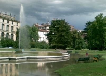 Публичные Сады (Giardini Pubblici)