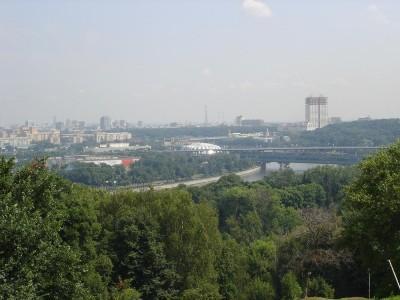 Парк Победы (ст. метро Кутузовская).