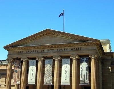 Картинная галерея штата Новый Южный Уэльс
