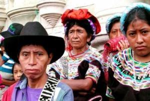 Продолжение культуры Майя