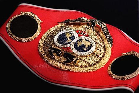 Международная Федерация Бокса, скандал