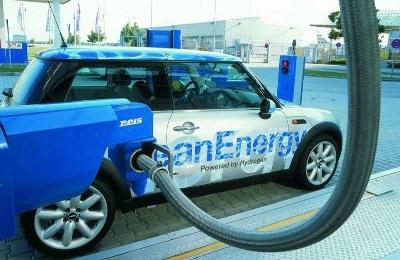 Машины с водородным двигателем