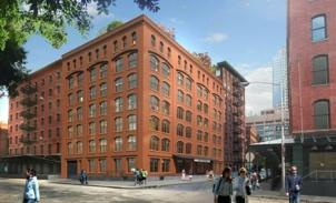 Мыльная фабрика, 414 Washington Street