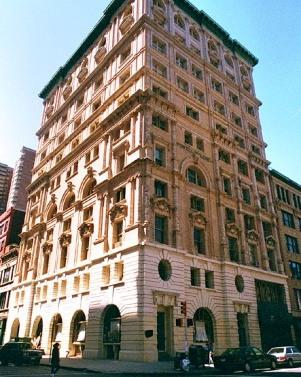 Дом Пауэла, 105 Hudson Street