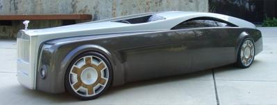 Лимузин «Rolls-Royce»